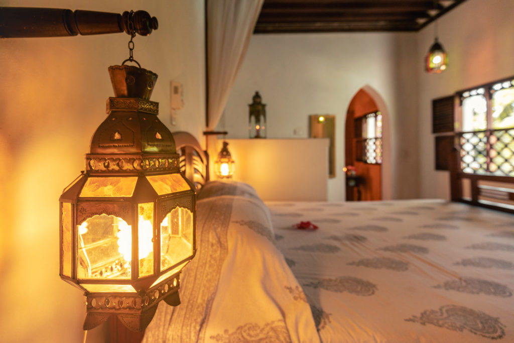 Bedroom in room 11